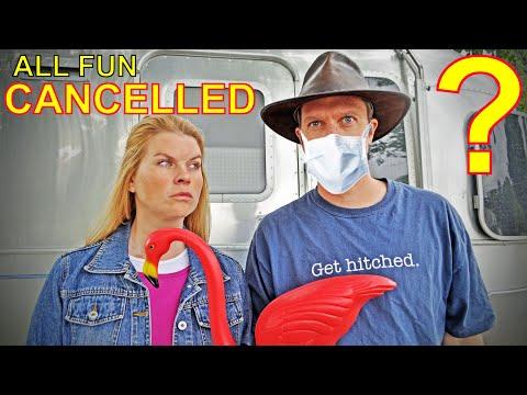 Coronavirus & RV Travel – SHOULD YOU CANCEL PLANS? (with Dr. Elizabeth Wheeler, MD)