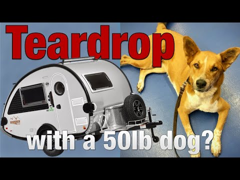 """Ep 3 - nüCamp TAB """"Boondock"""" Teardrop campers"""
